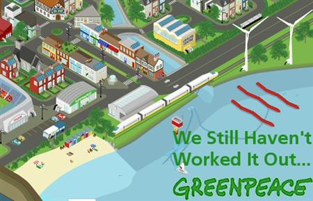 Greenpeace Cities OK