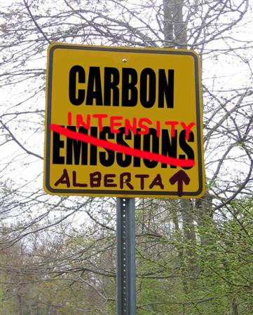 Alberta Carbon Intensity