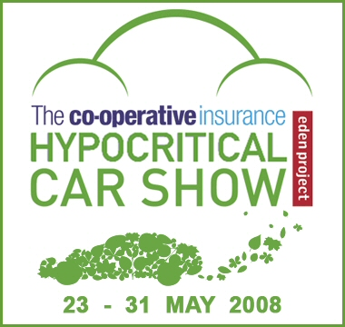 Hypocritical Green Car Show