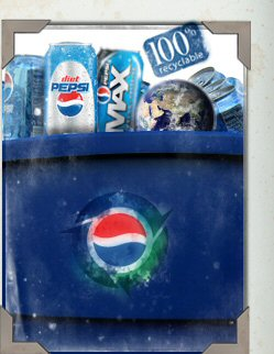 Pepsi Recycle Earth