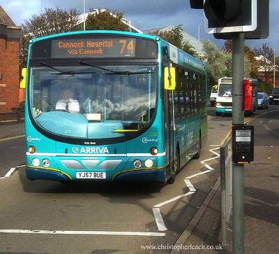Leicester Bus