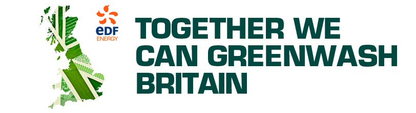 Greenwash Britain Day