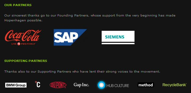 Corporate Partners Of Hopenhagen